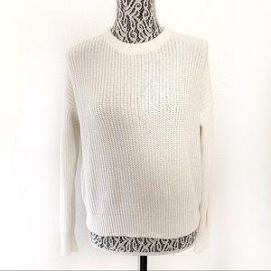 UO Urban Outfitters cream white sweater medium